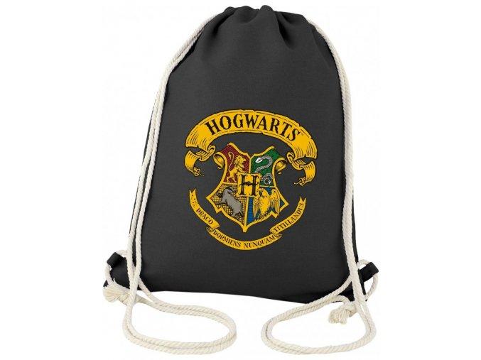 harry potter gym bag hogwarts