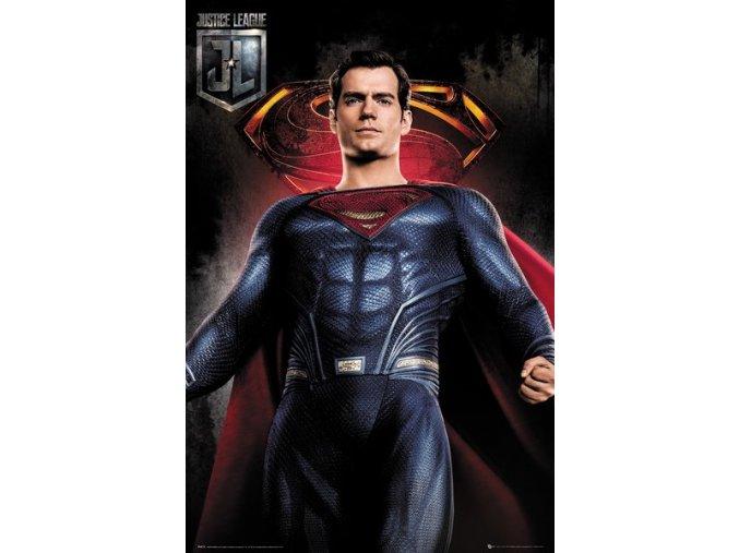 FP4574 JUSTICE LEAGUE superman solo