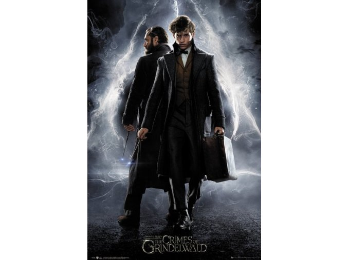 FP4703 FANTASTIC BEASTS 2 one sheet