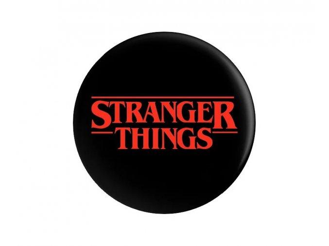 placka stranger things logo 5f3b4fe9778f0