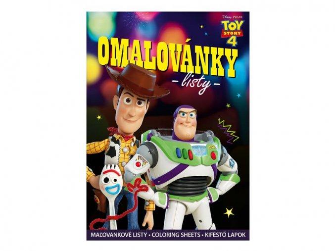 omalovanky toy story