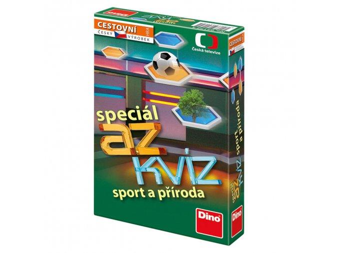 AZ Kvíz Speciál Sport a příroda