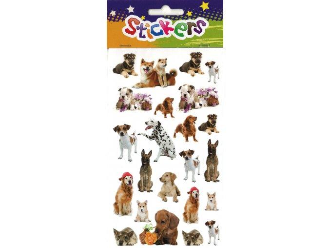 samolepky psi 1