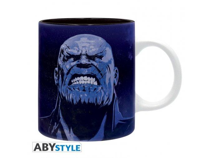 marvel mug 320 ml infinity war subli with boxx2