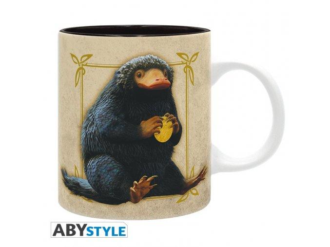 fantastic beast mug 320 ml niffler subli with box x2
