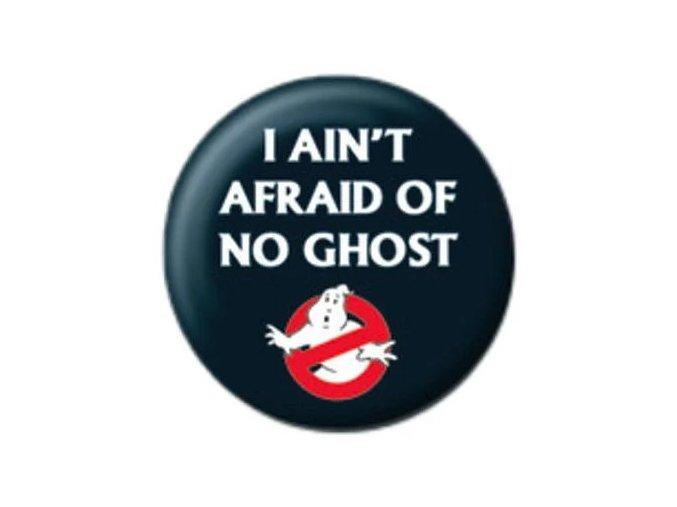 placka ghostbusters i aint afraid 5f55adea5d4d9
