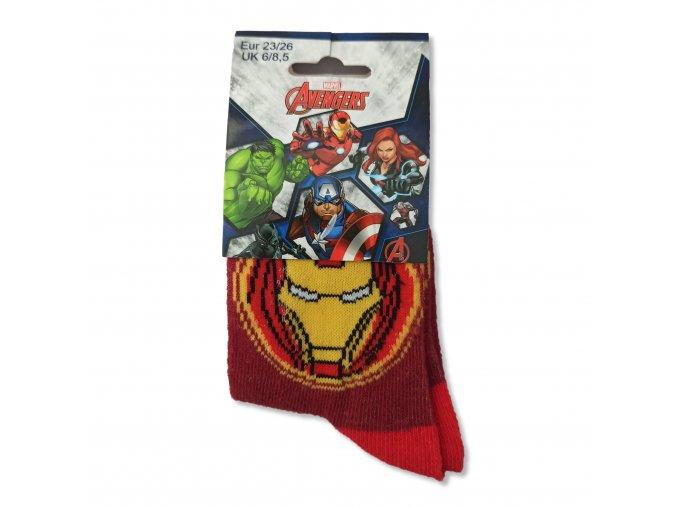 ponozky avengers iron man