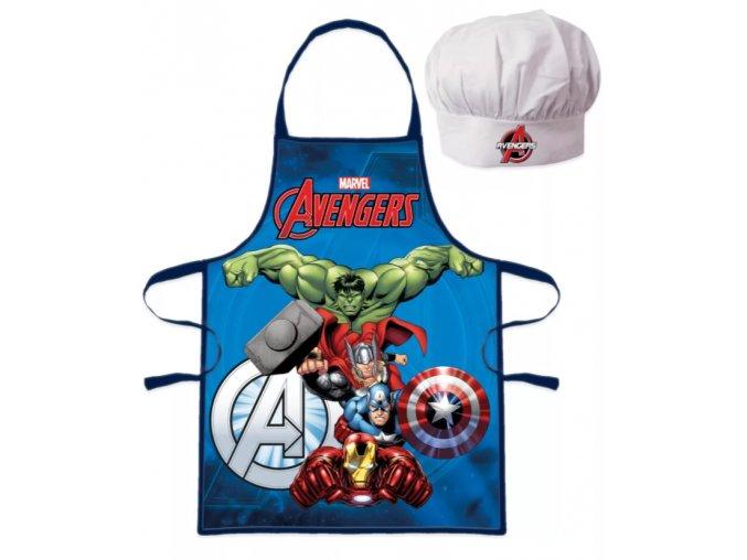 zástěra avengers