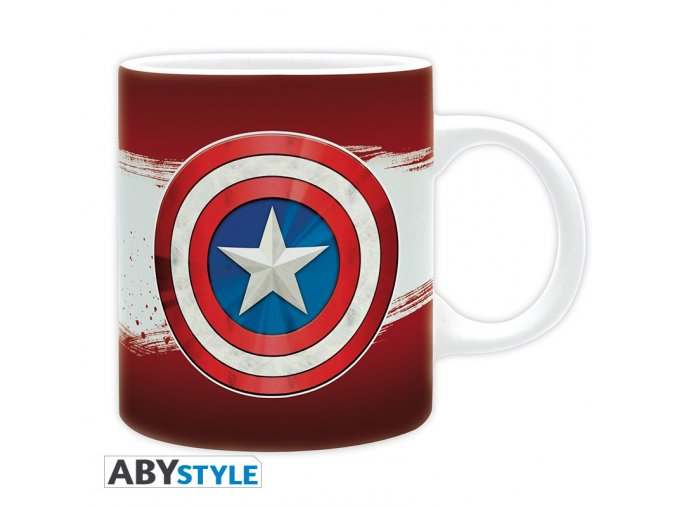 marvel mug 320 ml ca classic subli with box x2