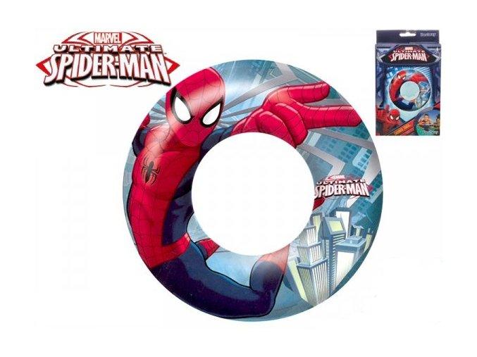 Kruh nafukovací Spider-Man