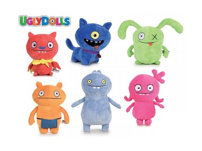 Plyšák Ugly Dolls 19-22 cm 6 druhů
