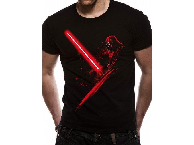 Tričko Star Wars - Vader Shadow