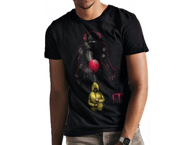 Tričko To - Lurking Clown
