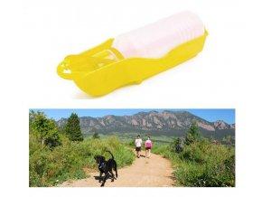 Lahev cestovní pro psy