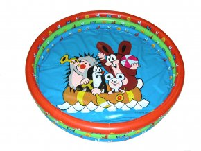Krtek Dětský bazén 102x25 cm