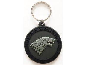 Přívěsek na klíče Hra o trůny - Stark
