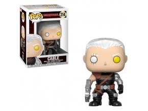 DEADPOOL CABLE FIGURKA FUNKO POP!