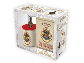 darkovy set harry potter bradavice 2 3D O