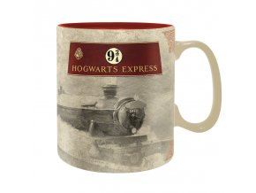 hrnek harry potter bradavicky expres 460 ml 3D O