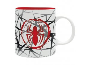 hrnek spider man red edition 320 ml 3D O