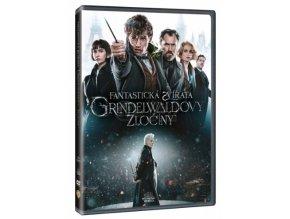 DVD Fantasticka.zvirata 2