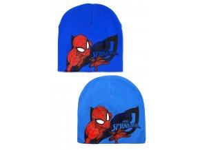 Bavlněná čepice Spider-Man chlapecká