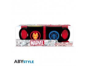 marvel set 2 espresso mugs 110 ml im spdm x2