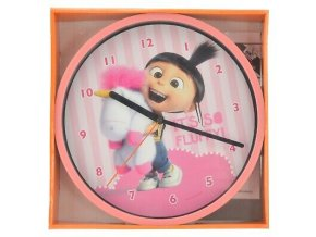 Minions Wanduhr Its so fluffy NEU OVP (1)