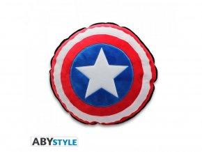 Polštář Marvel - štít Captain America