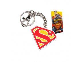 Přívěsek na klíče Superman - Logo