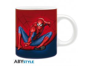 marvel mug 320 ml spdm classic subli with box x2