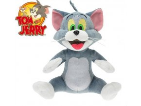 Tom a Jerry Tom plyšový 18 cm