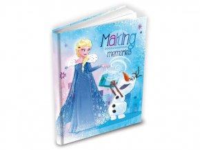 Památník Disney (140x190mm) Ledové království Anna a Elza Frozen
