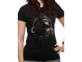Fantastická zvířata tričko Nifflers