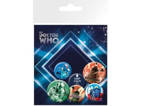 BP0501 DOCTOR WHO retro