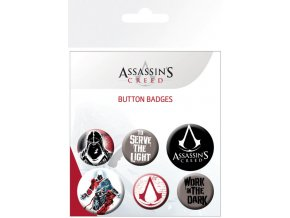 BP0732 ASSASSINS CREED mix 1