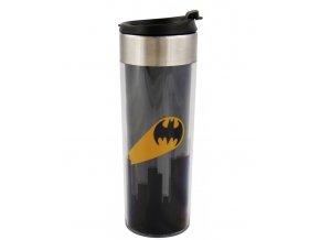 Batman cestovní hrnek