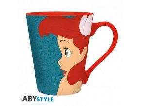 disney mug 250 ml tlm ariel box x2