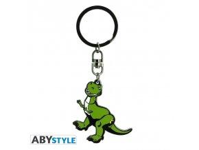 toy story keychain rex x4