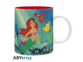 disney mug 320 ml lps sous l ocean subli with box x2