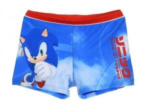 Sonic plavky modre
