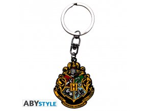 harry potter keychain hogwarts x4