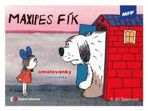 omalovanky maxipesfik bouda