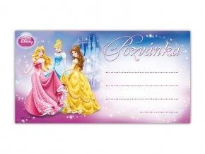pozvanka princess