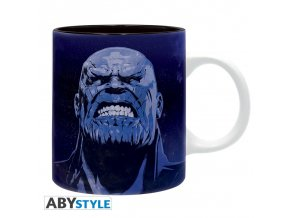 marvel mug 320 ml infinity war subli with boxx2