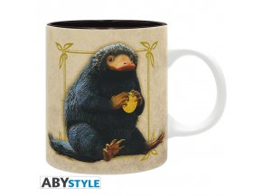 fantastic beast mug 320 ml niffler subli with box x2