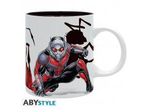 marvel mug 320 ml ant man ants subli with box x2