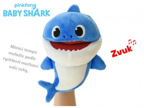 baby shark modry