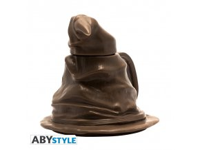 harry potter mug 3d sorting hat x2