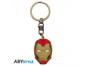 marvel keychain iron man x4